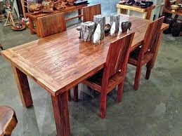 5 foot dining table 7 foot dining table long x 3 wide made from salvaged old 5 5 foot diameter round dining table
