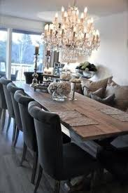 long dinning table dining room with bench long side table long wood table