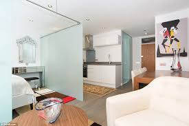 Interesting One Bedroom Flat London Within Among Smallest In Hits Market  For 500 000