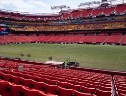 Redskins Seating Chart View Fedex Field Section 119 Seat Views Seatgeek