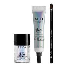 <b>NYX Professional Makeup Glitter</b> Eye Kit - Красота | Уход | Подарки