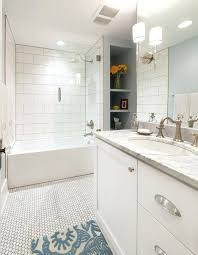large subway tile shower large subway tile large glass subway tile shower