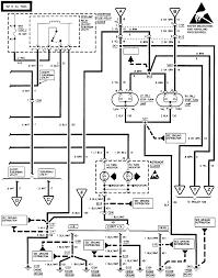 Chevy brake light wiring diagram 2003 1500 1988 tail diagram