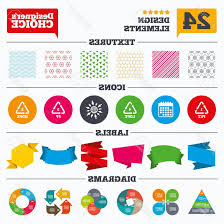 Photostock Vector Banner Tags Stickers And Chart Graph Pet