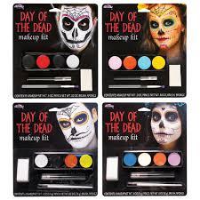 details about day of the dead makeup dia de los muertos sugar skull costume fancy dress