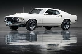 Would You Rather: 1969 Ford Mustang Boss 429 or 1969 Chevrolet ...