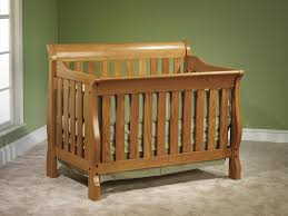 traditional style crib beautiful solid wood handcrafted