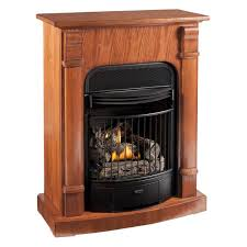 are ventless fireplaces safe