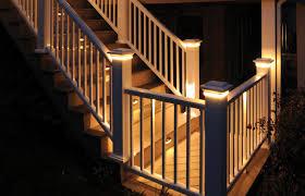 Decking Lighting Azek Under Rail Light Colors Problems