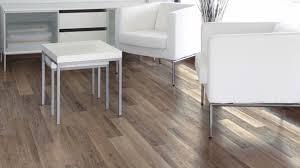 exact look of wood over uneven concrete using vinyl