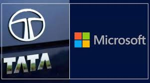 Tata Motors Microsoft Ink Collaboration For Connected Cars