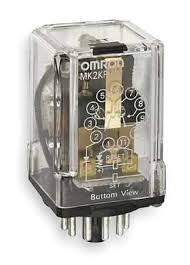 omron latching relay, 11 pins, octal, 12vdc mk2kp ua dc12 zoro com Wiring Octal 11 Pin Latching Relay latching relay, 11 pins, octal, 12vdc 10-Pin Relay Diagram