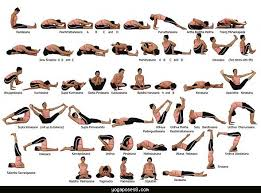 Yoga Poses Images With Names In Hindi Sport1stfuture Org