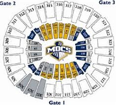 Utc Seating Chart Mckenzie Arena Seating Chart Wrcbtv Com Chattanooga News