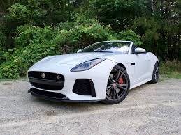 2018 jaguar svr. exellent jaguar with a earringing loud exhaust system 575 horsepower and max speed of  195 mph the 2018 jaguar ftype svr is most unbritish sports car to ever come  intended jaguar svr e