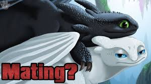 Light Fury And Toothless Baby Will Toothless And The Light Fury Have Babies How To Train Your Dragon The Hidden World