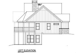 mountain house plan for sloping lot adirondack
