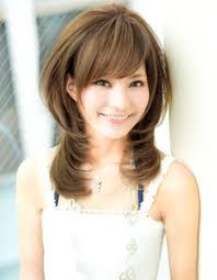 ボリュームレイヤーセミロングyr 190 ヘアカタログ髪型ヘア