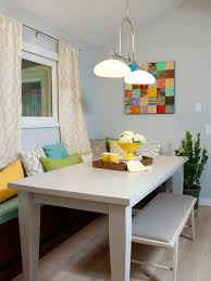 Kitchen  Amazing Ideas Dining Table With Bench And Chairs Homely - Dining room corner bench