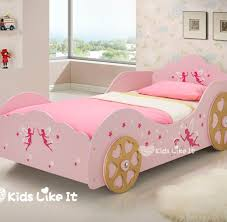 single beds for girls. Interesting For Girls Pink Fairy U0026 Star Princess Carrige Single Bed For Beds 0