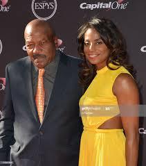 NFL legend Jim Brown and wife Monique ...