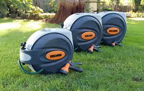 automatic rewind garden hose reel home outdoor decoration for automatic garden hose reel