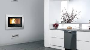 Thermorossi Pellet Einbau Ofen Insert Line 490 95 Kw