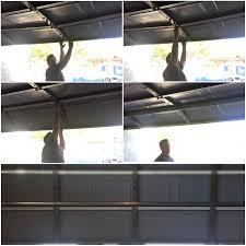 image of garage door strut design