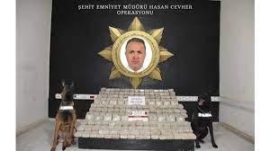 220 kilo 400 gram uyuşturucu yakalandı