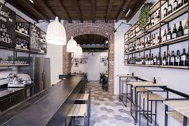 Design showcase: Muddica bistro, Milan
