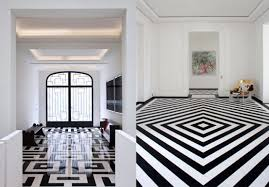black and white tile floor patterns. Modren Black Best Black And White Tile Pierre Yovanovitch Designs Throughout Floor Tiles  Design 2 On Patterns