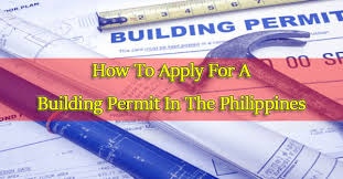 Building Permit Flow Chart How To Apply For A Building Permit In The Philippines Ph