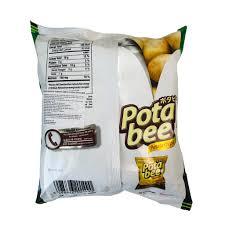 Bánh Snack Khoai Tây Chiên Rong Biển Pota Bee 68g SeeThai