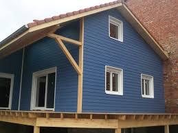 Bardage Composite Toiture Bac Acier Small Creative House