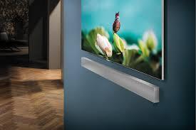 samsung unveils wall mountable