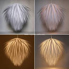 20 awesome diy lamps and chandeliers you can make using