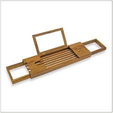 fullsize of engrossing beyond bathubs home decorating teak bathtub tray caddy teak bathtub water resistant tray