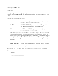 event sponsorship proposal sample executive resume template it