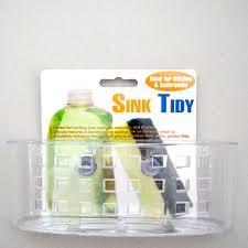 Alltopbargains Kitchen Sink Caddy Organizer Sponge Dish Brush Holder