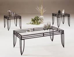 Iron And Glass Coffee Table Glass Coffee Table Sets Myriad Black Glass Coffee Table Myriad