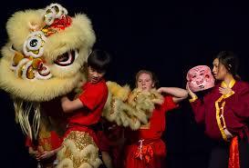 Asian celebration and eugene