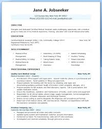 sample resume for nurses with no experience medical assistant resume sample  resume for nurses with experience