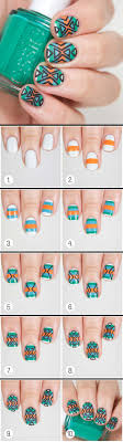 Easy Summer Nail Designs 50 Cool Nail Art Designs For Teens The Goddess