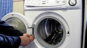 How To Fix My Washing Machine Washing Machine Repair Candy Dqw150 Door Hinge Replacement Youtube