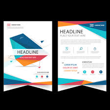 abstract brochure brochure leaflet template png and vector