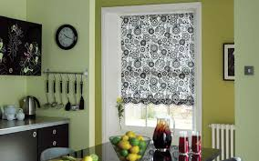 Blinds For Kitchen Windows Roman Blinds Latest Blinds Fabrics And Flooring Designs