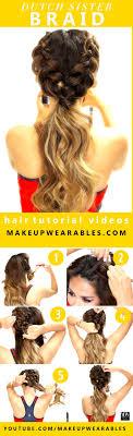 Easy Summer Hairstyles Beauty Love Etc Braided Hairstyles