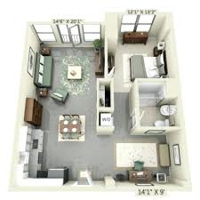 One Bedroom Apartment Layout One Bedroom Apartment Design Simple Decor Ed  Studio Apartment Floor Plans Attic Apartment 3 Bedroom Apartment Plans India