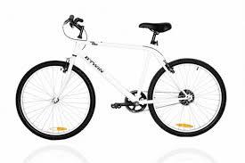 Btwin By Decathlon My Bike 26 T Hybrid Cycle City Bike