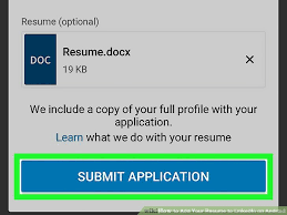 How To Add Resume To Linkedin Mesmerizing How To Add Your Resume To LinkedIn On Android 60 Stepsconvert Your